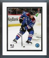 Colorado Avalanche Gabriel Landeskog Action Framed Photo