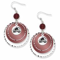 Colorado Avalanche Game Day Earrings