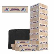 Colorado Avalanche Gameday Tumble Tower