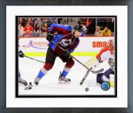 Colorado Avalanche Jamie McGinn Action Framed Photo