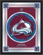 Colorado Avalanche Logo Mirror