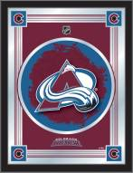 Colorado Avalanche Logo Mirror