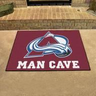 Colorado Avalanche Man Cave All-Star Rug