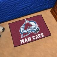 Colorado Avalanche Man Cave Starter Mat