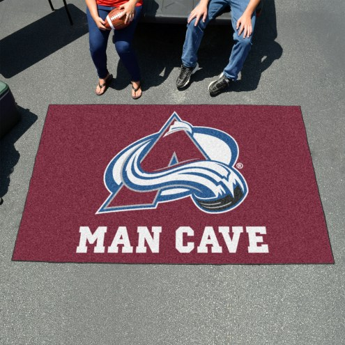 Colorado Avalanche Man Cave Ulti-Mat Rug