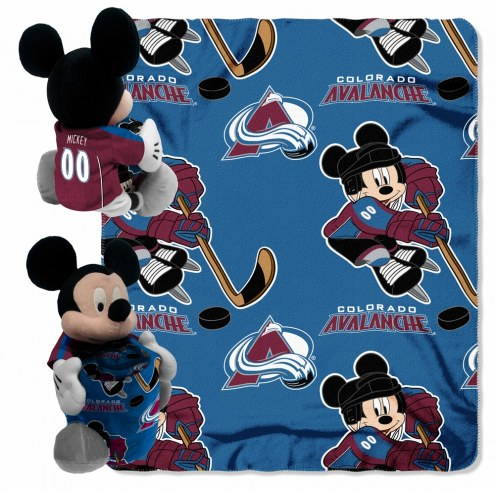 Colorado Avalanche Mickey Mouse Hugger