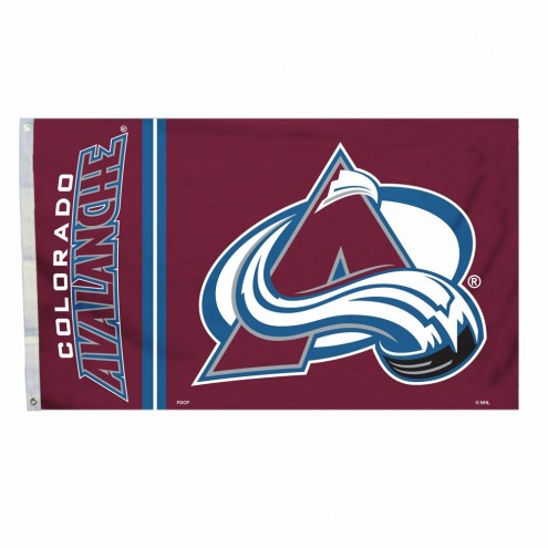 Colorado Avalanche NHL 3' x 5' Flag
