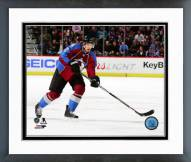 Colorado Avalanche Nick Holden Action Framed Photo