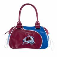 Colorado Avalanche Perf-ect Bowler Purse