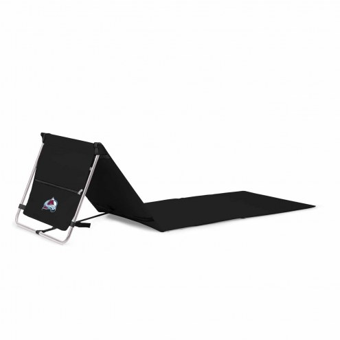 Colorado Avalanche Portable Lounger Beach Mat