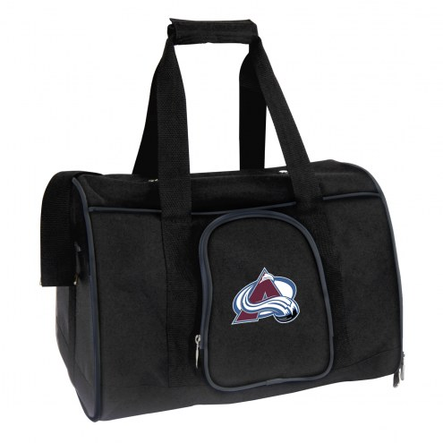 Colorado Avalanche Premium Pet Carrier Bag