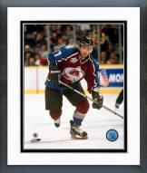 Colorado Avalanche Ray Bourque Action Framed Photo