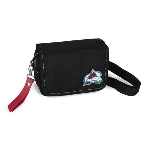 Colorado Avalanche Ribbon Waist Pack Purse
