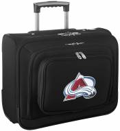 Colorado Avalanche Rolling Laptop Overnighter Bag