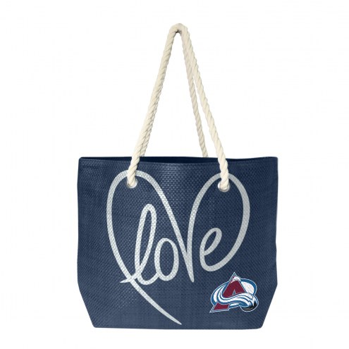 Colorado Avalanche Rope Tote
