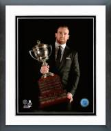 Colorado Avalanche Ryan O'Reilly Lady Byng Memorial Trophy Framed Photo