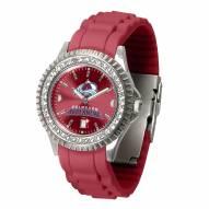 Colorado Avalanche Sparkle Women's Watch