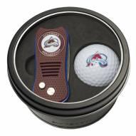 Colorado Avalanche Switchfix Golf Divot Tool & Ball