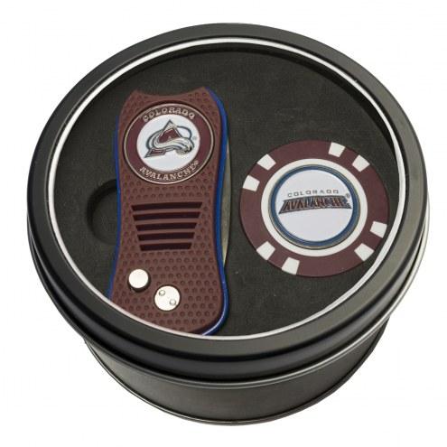 Colorado Avalanche Switchfix Golf Divot Tool & Chip