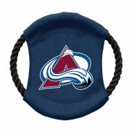 Colorado Avalanche Team Frisbee Dog Toy