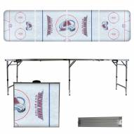 Colorado Avalanche Victory Folding Tailgate Table