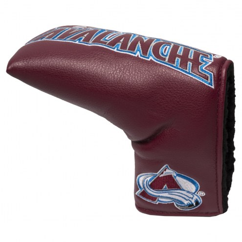 Colorado Avalanche Vintage Golf Blade Putter Cover