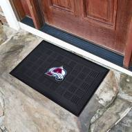 Colorado Avalanche Vinyl Door Mat
