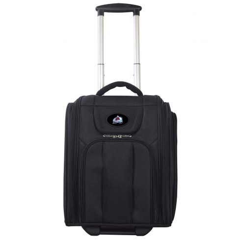 Colorado Avalanche Wheeled Business Tote Laptop Bag
