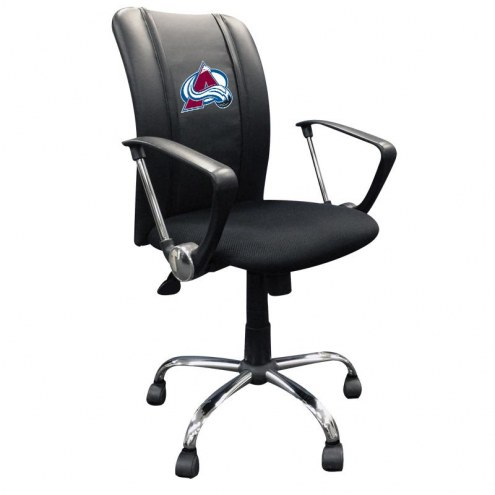 Colorado Avalanche XZipit Curve Desk Chair