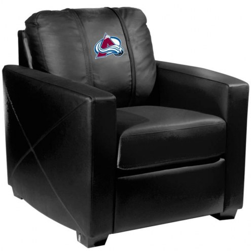 Colorado Avalanche XZipit Silver Club Chair