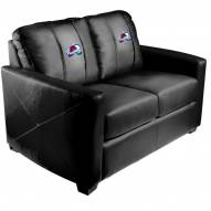 Colorado Avalanche XZipit Silver Loveseat