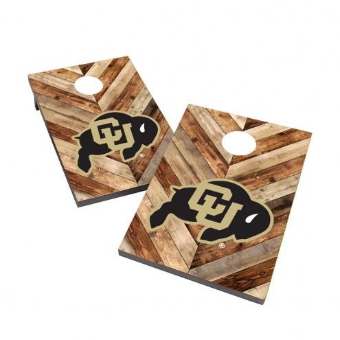 Colorado Buffaloes 2' x 3' Cornhole Bag Toss
