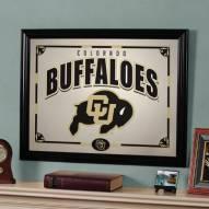 """Colorado Buffaloes 23"""" x 18"""" Mirror"""