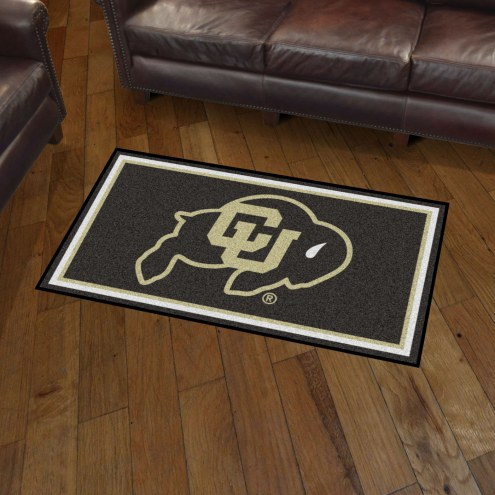 Colorado Buffaloes 3' x 5' Area Rug