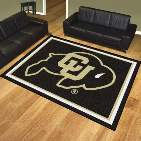 Colorado Buffaloes 8' x 10' Area Rug