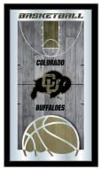Colorado Buffaloes Basketball Mirror