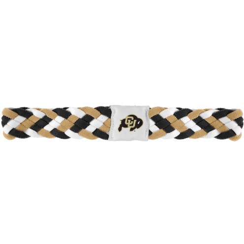 Colorado Buffaloes Braided Head Band