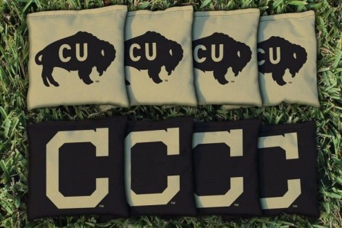 Colorado Buffaloes College Vault Cornhole Bag Set