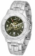 Colorado Buffaloes Competitor Steel AnoChrome Men's Watch