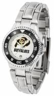 Colorado Buffaloes Competitor Steel Women's Watch