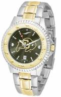 Colorado Buffaloes Competitor Two-Tone AnoChrome Men's Watch