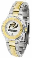 Colorado Buffaloes Competitor Two-Tone Women's Watch