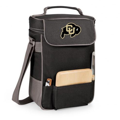 Colorado Buffaloes Duet Insulated Wine Bag