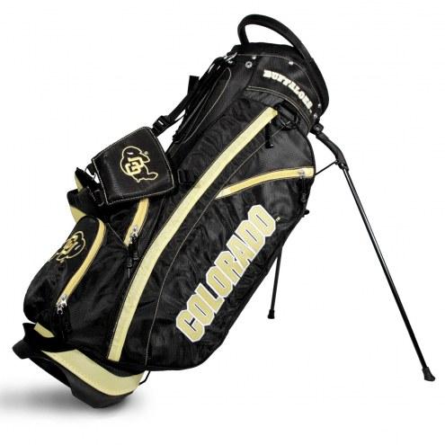 Colorado Buffaloes Fairway Golf Carry Bag