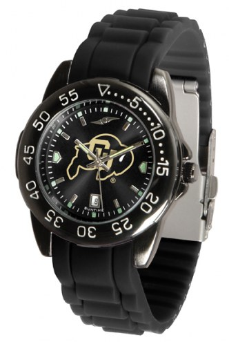Colorado Buffaloes Fantom Sport Silicone Men's Watch