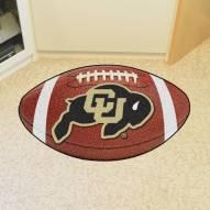 Colorado Buffaloes Football Floor Mat