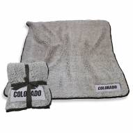 Colorado Buffaloes Frosty Fleece Blanket