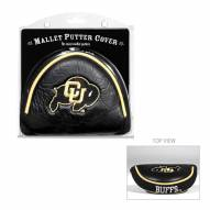 Colorado Buffaloes Golf Mallet Putter Cover