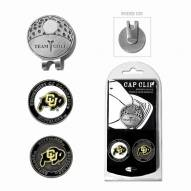 Colorado Buffaloes Hat Clip & Marker Set