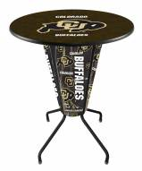 Colorado Buffaloes Indoor Lighted Pub Table